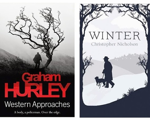 book covers tree silhouettes 1